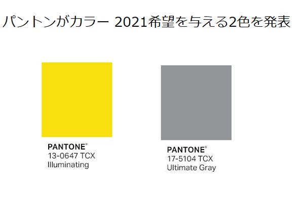 2021 流行色